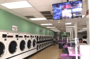 StarBrite Coin Laundry, Lewisville TX Video Security