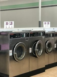 StarBrite Coin Laundry and Laundry Services - Large Load 20 lb and 30 lb Wash