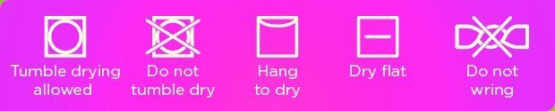 Clothing-Labels-Drying